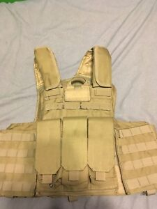 Airsoft/paintball chest rig