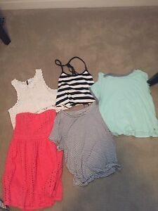 Summer/Winter clothes for sale!