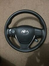 Toyota Corolla steering wheel Yagoona Bankstown Area Preview