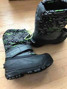 Kids Boots - Columbia Winter Boots - Size 11