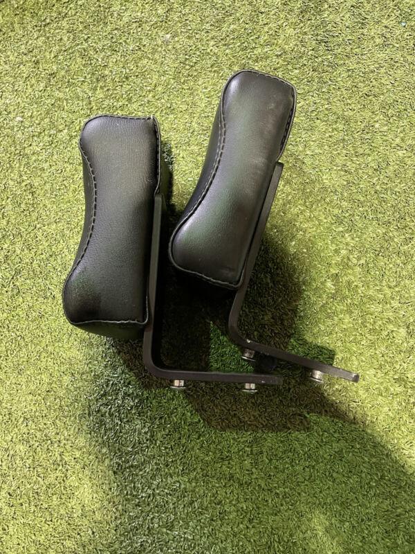 XPS Reformer Pilates Shoulder Pads