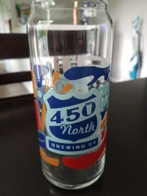 450 North Brewing Glass