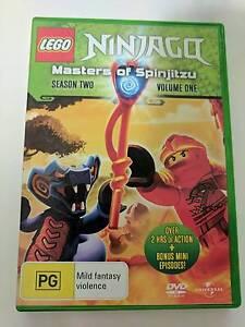 lego ninjago masters of spinjitzu season 2 volum 1 Munno Para West Playford Area Preview