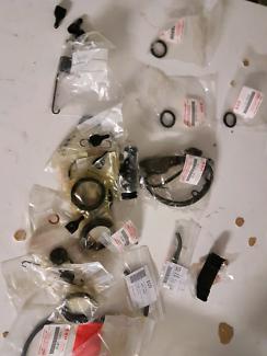 Hayabusa gen 1 assorted parts