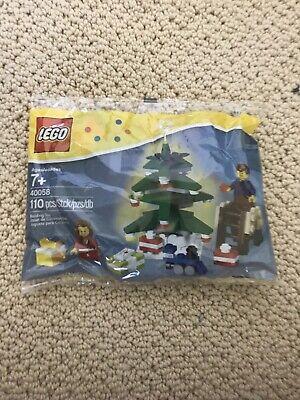 LEGO 40058 Decorating the Tree polybag NEW Christmas