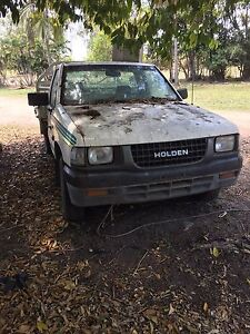 Project vehicle MAKE AN OFFER Home Hill Burdekin Area Preview