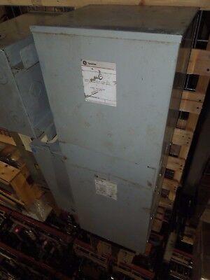 Ge 15kva 480-120240v 1ph 9t21s1150 Servicenter Substation Used