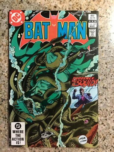 Batman #357 - 1st Killer Croc - DC (1983) - NM!