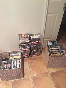 DVDs - $80 Amaroo Gungahlin Area Preview