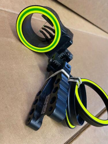 PERFECT Spot Hogg Grinder MRT Sight 3 Pin .019 Left Hand LH Bow