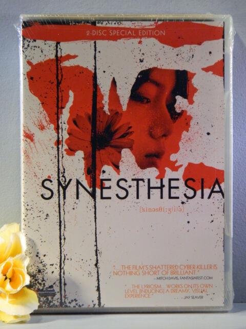 Synesthesia (2 DVD set) NEW