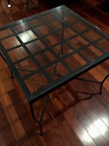 Glass coffee table Sunnybank Hills Brisbane South West Preview