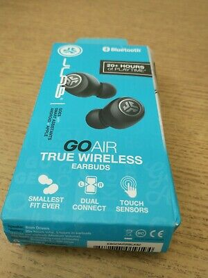 JLAB Audio Go Air True Wireless Earbuds. New In Box. Ref Xbox17