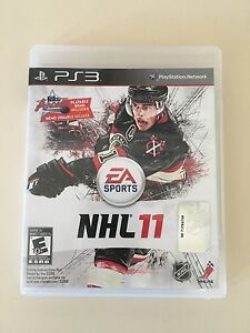 Selling NHL 11 for PS3