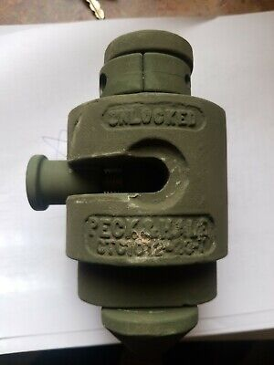 Peck Hale Ctc-1012-32-1  Military Container Twist Lock