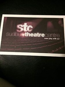 Sudbury Theatre Center Tickets
