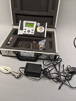 Mountz Ez Torq 10i Torque Analyzer In Case With Charger And Accessories