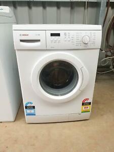 Bosch washing machine delivered