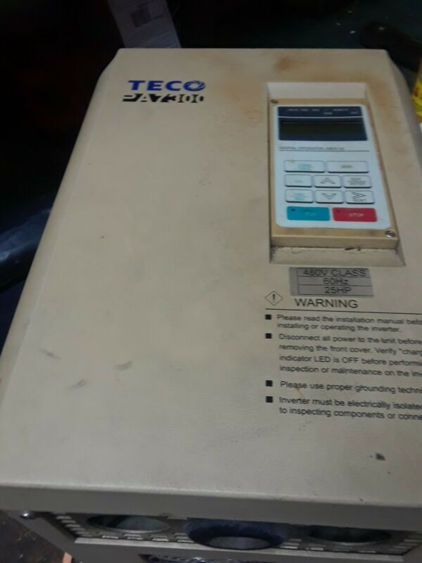 Teco Westinghouse PA7300-4025-N125 HP    29KVA