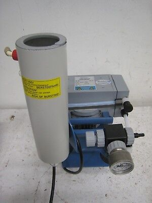 Vacuubrand Chemistry Pumping Unit Pc 101
