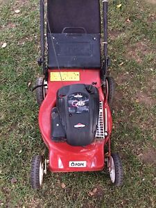 4 Stroke Lawn Mower Greenfield Park Fairfield Area Preview
