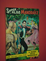 Super Albo Spada- Mandrake -n°54 B -del 1963. Raro Da Lire 100- Superalbo -  - ebay.it