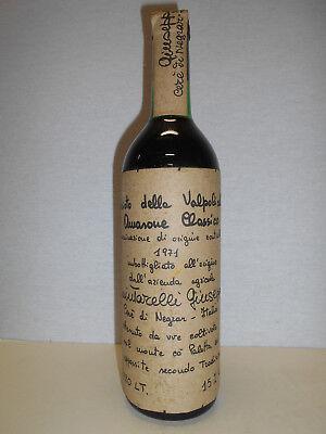 1971 Giuseppe Quintarelli Amarone della Valpolicella Classico DOCG,Veneto,Italy