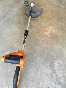Electric Weed Eater With Battery + Charger