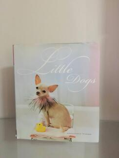 Little Dogs Hardcover Book VGC
