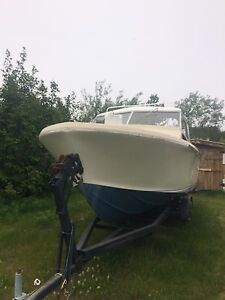 22ft cabin cruiser PROJECT BOAT