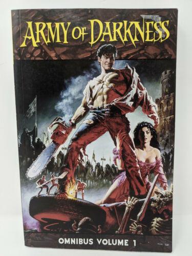 Army of Darkness Omnibus Volume 1 by Ivan Raimi, Robert Kirkman, Sam Raimi,...