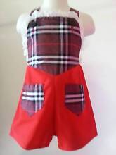 girls red playsuit Condon Townsville Surrounds Preview