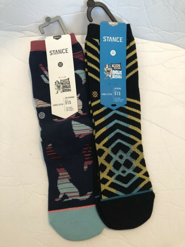stance socks youth M