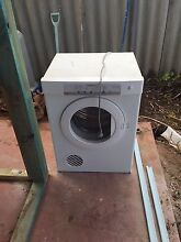 Westinghouse dryer Northam Northam Area Preview