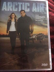 Arctic Air Season 3 DVD