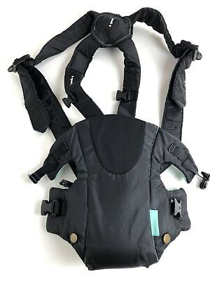 Infantino Infant Sling - Infantino Swift Baby Carrier Hands Free Infant Black Sling Must Have MSRP $17
