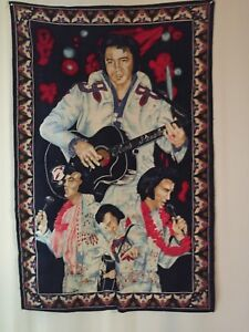 Elvis wall hanging Cotton tapestry