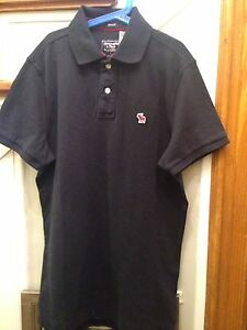 Abercrombie & F.  Polo Shirt -   L New