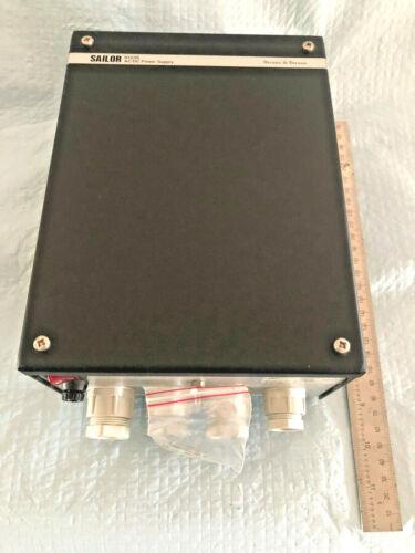 Sailor N163S Ver.2 AC/DC Power Supply. Output 24V 170W Thrane & Thrane Denmark