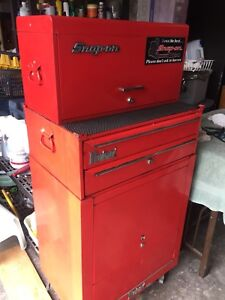 SNAP-ON and HERBRAND TOOL CHESTS