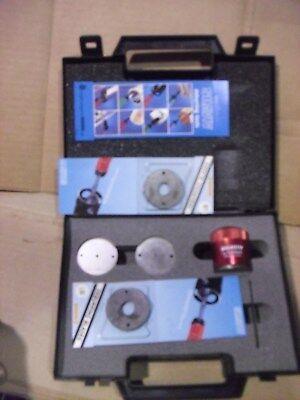 Two  Shaviv Klc External Deburring Blade Kits
