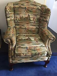 Golf themed armchair Fremantle Fremantle Area Preview