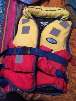Life jacket type 1