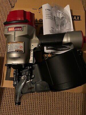Max Cn80 Nail Gun