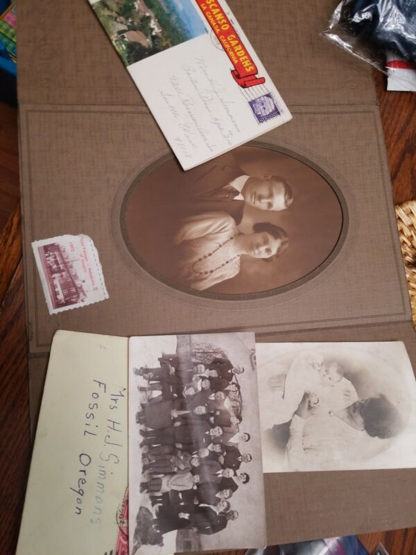 Vintage Photo Lot And More