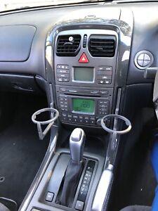 2005 Holden Berlina 4 Sp Automatic 4d Sedan