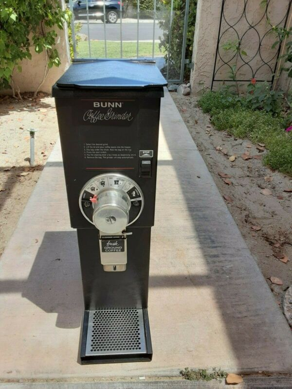 Bunn G2 Commercial Coffee Grinder, only used for 2 years works Great!!