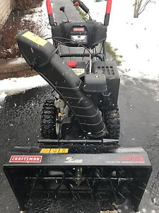 Craftsman SnowBlower 28 Inch 357cc