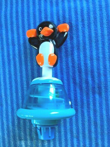 Baby Einstein Around the World Exersaucer Push Penguin Toy  Replacement Part