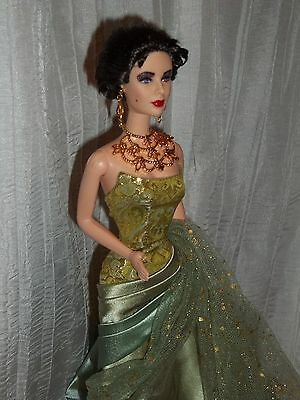 ELIZABETH TAYLOR BARBIE DOLL~THE BEAUTIFUL GODDESS